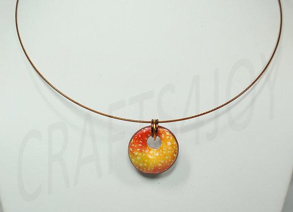 Necklace #011, Item N-011