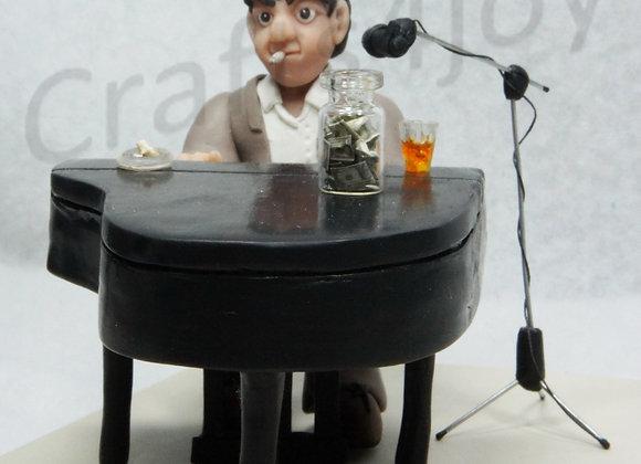 Special Order: Piano Man