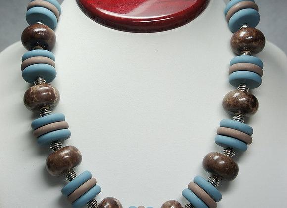 Big Bead Necklace, Item: JN-BiBe-003
