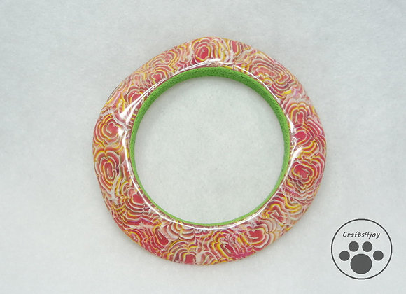Bangle Bracelet, Item JB-BaBr-019