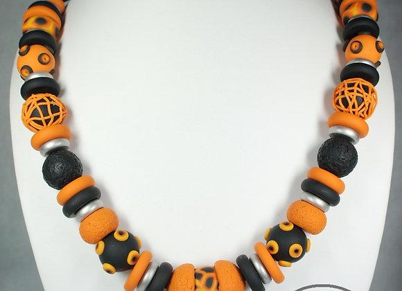 Halloween Necklace 2, Item JN-HaBd-001