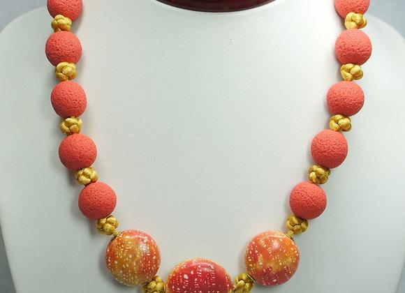Summer Fun Necklace 1, Item JN-SuFu-001