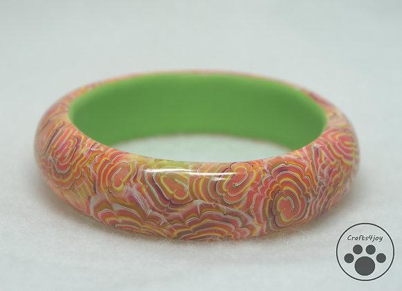 Bangle Bracelet, Item JB-BaBr-020