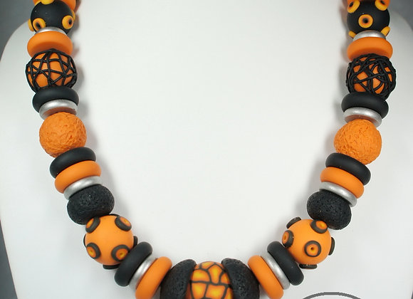 Halloween Necklace 2, Item JN-HaBd-002