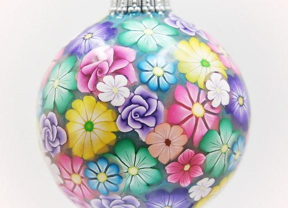 Flowergarden Ornament, Item DO-CnFl-001