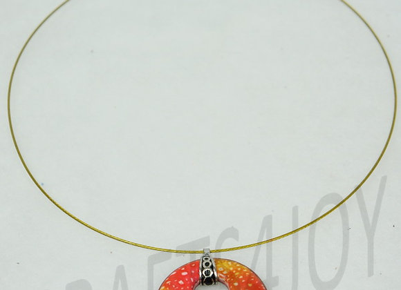 Necklace #012, Item N-012