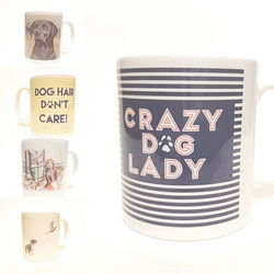 New mugs added to my Etsy shop or grab yours at the Latton Christmas Cafe on Saturday where I have a