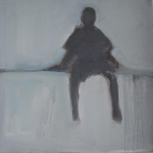 olie op doek 30 x 30, 2012 (verkocht)