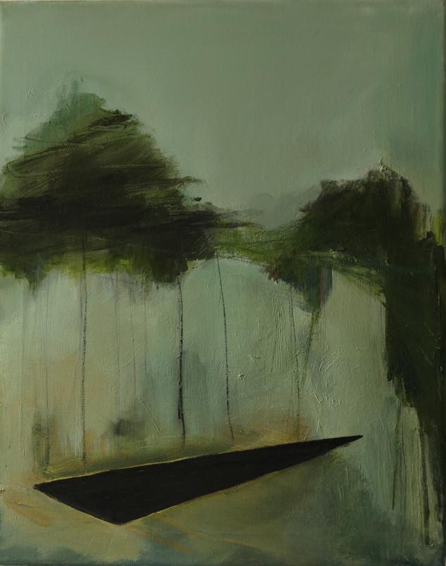 olie op doek 40 x 50, 2016 (verkocht)