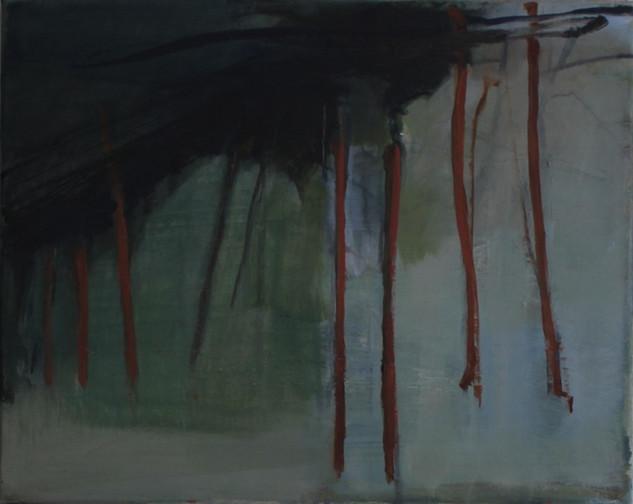 olie op doek, 50 x 40, 2017