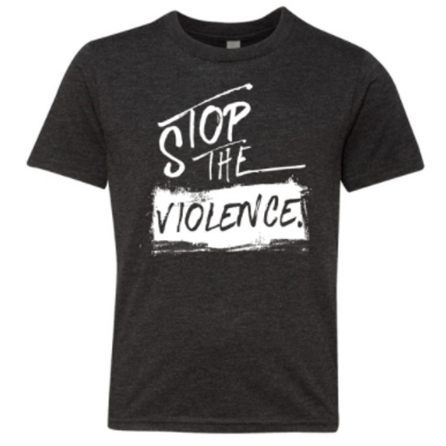 KIDS STOP THE VIOLENCE TEE