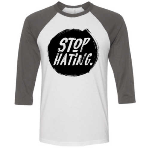 STOP HATING RAGLAN