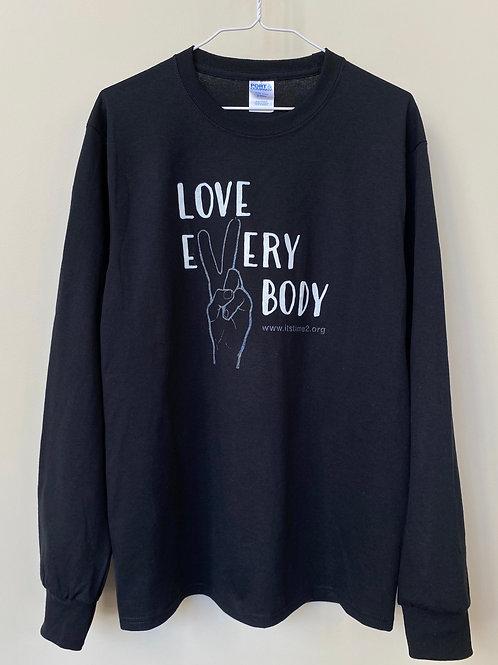 Love Everybody V1 Long Sleeve