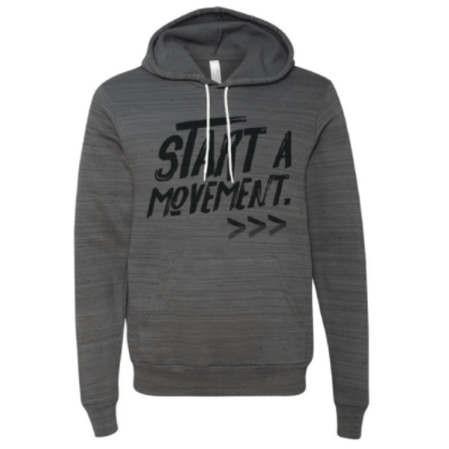 START A MOVEMENT PULLOVER HOODIE