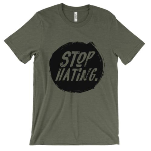 STOP HATING TEE