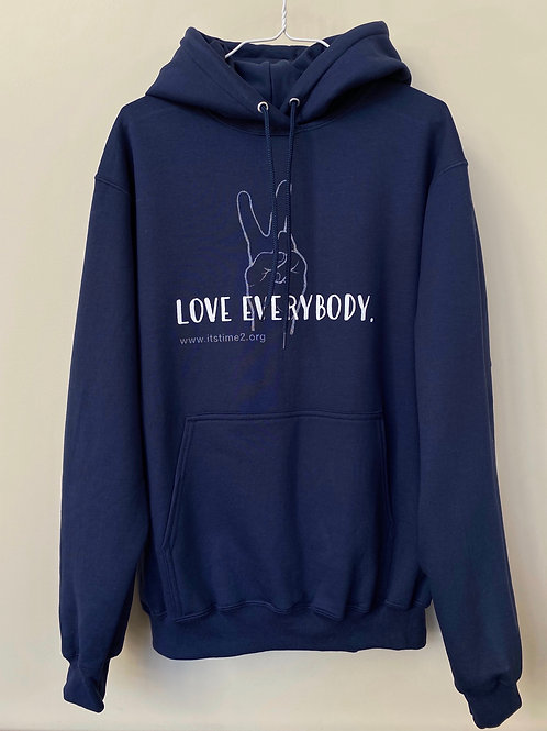 Love Everybody V2 Hoodie