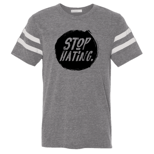 STOP HATING FOOTBALL TEE