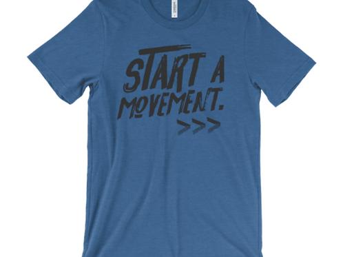 START A MOVEMENT TEE