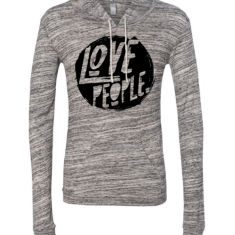 LOVE PEOPLE WOMEN'S HOODED PULLOVER