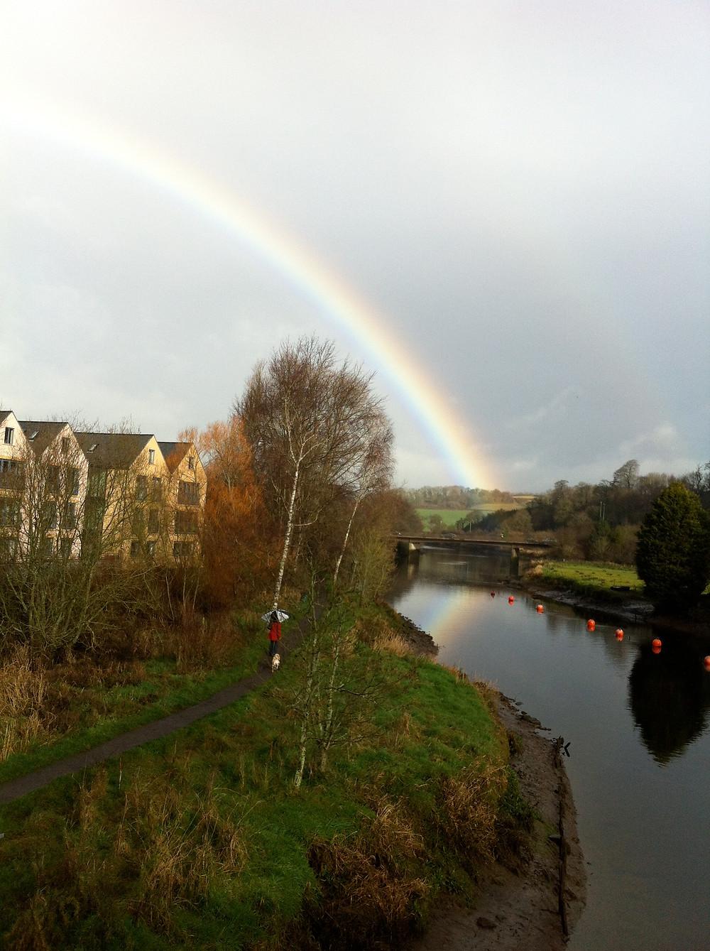 Another Rainbow in Totnes
