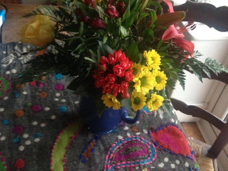 Gratitude List & Angel Blessing day 28/365