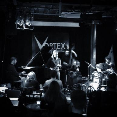 Alice Leggett Quartet Vortex 2019