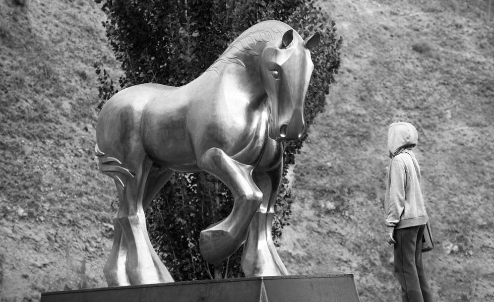 Raymond Herber Steel Horse .jpg