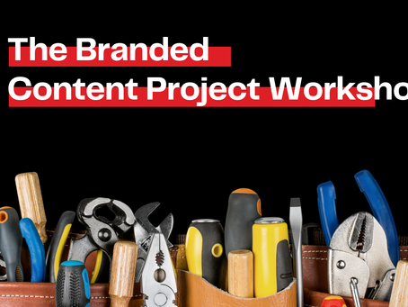 Branded Content Experts Share Top Tips During Sales Workshops