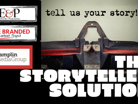 Pamplin Media Group generates $210,000 after The Storyteller Solution from TBCP and E&P Magazine