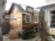 Tiny home in residential Santa Cruz