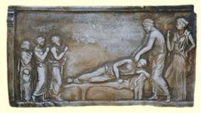 Η μάλαξη και η φυσιοθεραπεία στην Αρχαία Ελλάδα