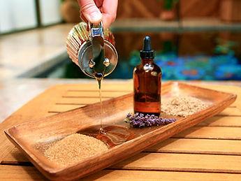 honey massage in athens