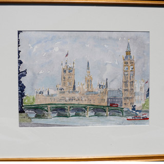 Houses of Parliament, London UK