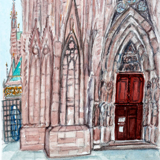 Notre Dame Cathedral, Strasbourg