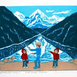 Lake Louise-Rockies