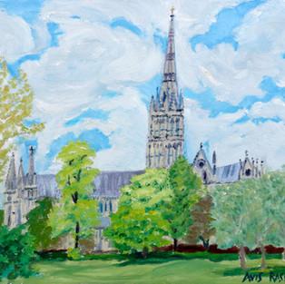 Salisbury Cathedral, UK