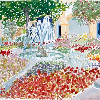 Epace van Gogh, Arles, South of France