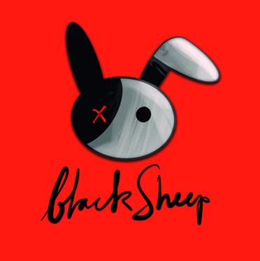 LOGO UITGEVERIJ BLACK SHEEP PUBLISHER