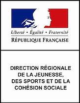 logo DRJSCS Rhone Alpes