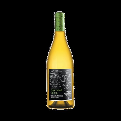 Educated Guess Chardonnay Napa Valley California, USA