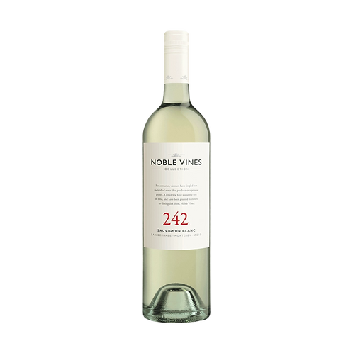 Noble Vines Sauvignon Blanc 242 Monterey California, USA