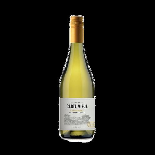 Carta Vieja Chardonnay Loncomilla Valley, Chile
