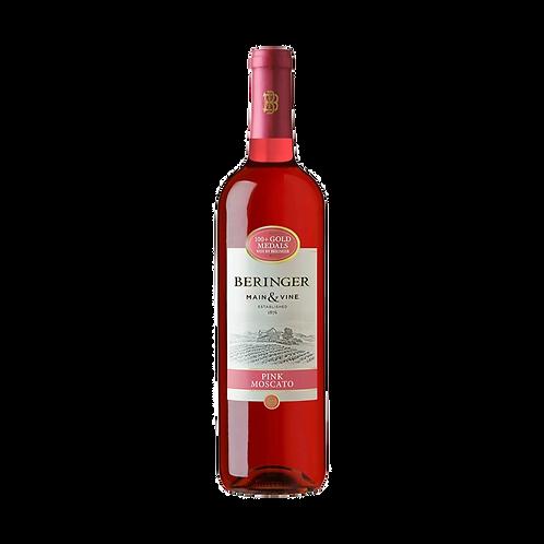 Beringer Main & Vine Pink Moscato California, USA