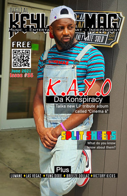 June Issue (Coming Soon)