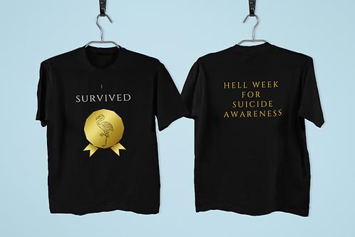 Hell Week Suicide Awareness Tee