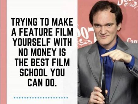 Why Make Films for Free?