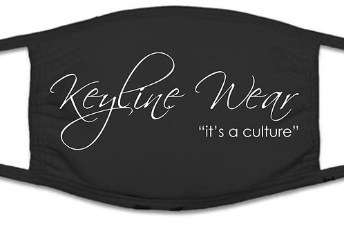 """Keyline Wear"" Mask"