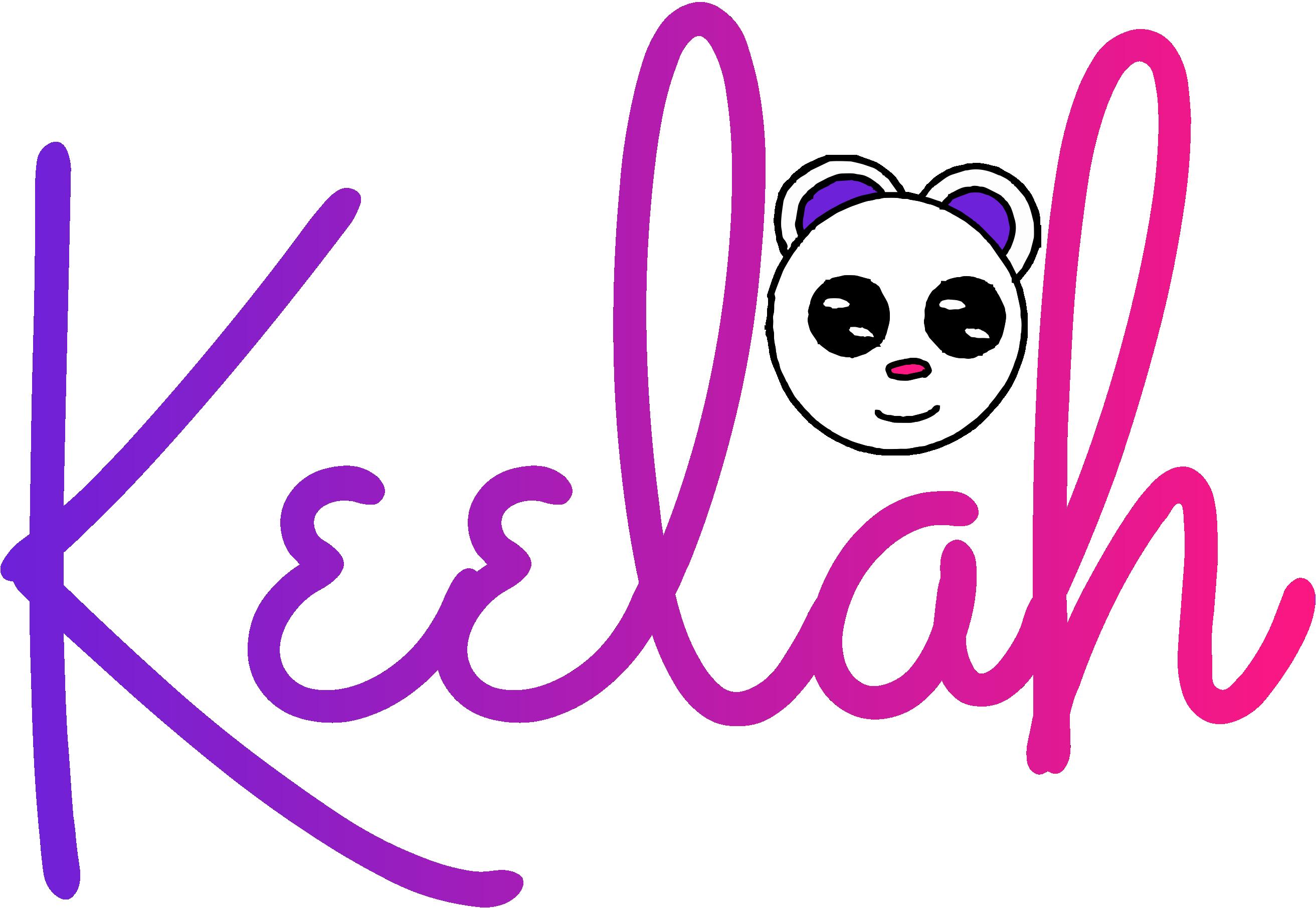 Keelah Apparel Line Logo