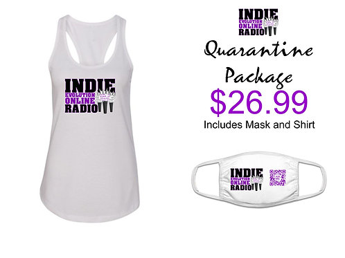 Ladies IE Quarantine Package