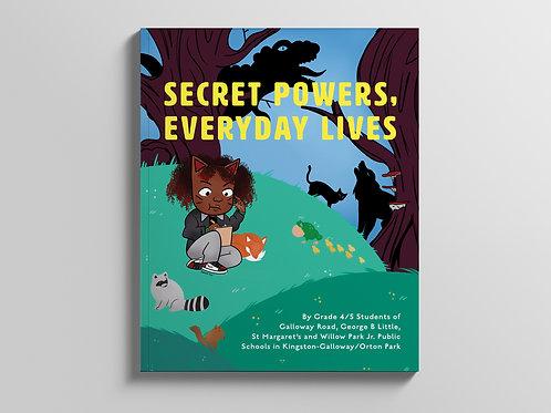 Secret Powers Everyday Lives (e-book)